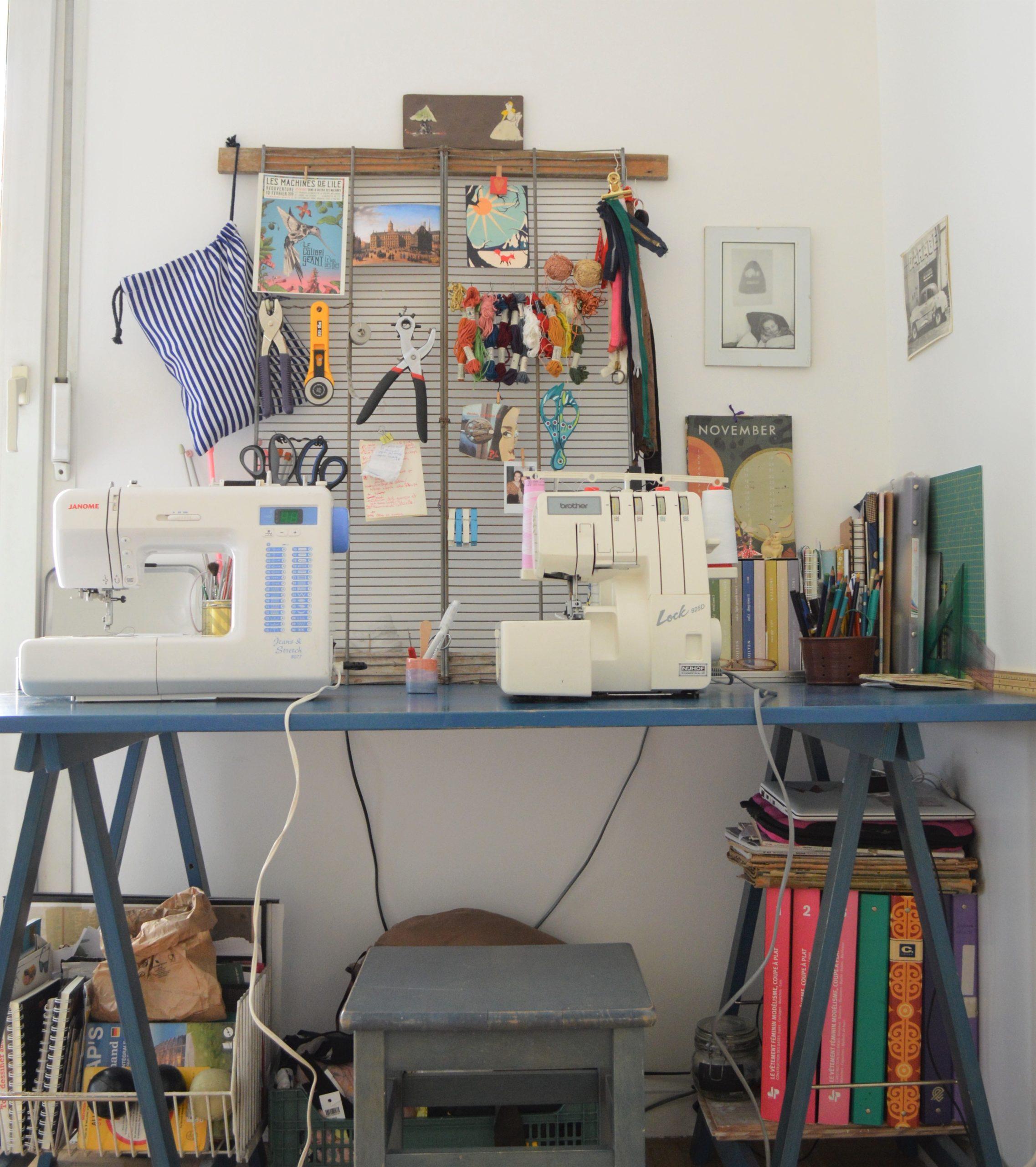 bureau de couture